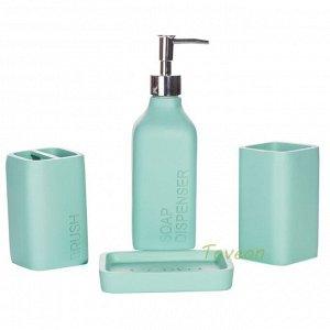 Набор аксессуаров для ванной комнаты из искусственного камня 1-2