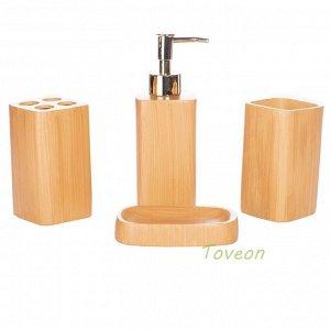 Набор аксессуаров для ванной комнаты из искусственного камня 1-1