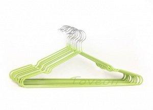 Набор вешалок с силиконовым покрытием 10 шт XGH-0855