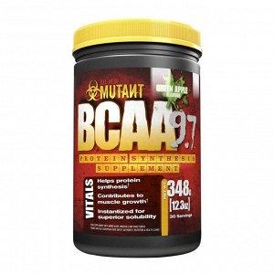 Аминокислоты BCAA MUTANT 9.7 - 348 гр