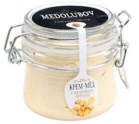 Крем-мед 250 мл (бугель) с кедровым орехом