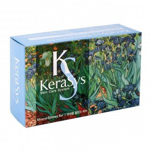 KeraSys Мыло косметическое Mineral Balance для жирной кожи 100 г