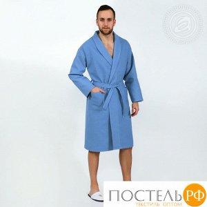 Банный халат Noa Цвет: Голубой. Производитель: АРТ ДИЗАЙН