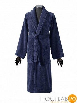 Банный халат Mora Цвет: Синий. Производитель: Karna