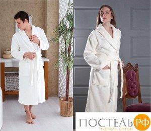 Банный халат Mora Цвет: Кремовый. Производитель: Karna