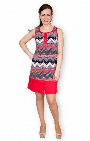 Платье трикотажное (197-6)