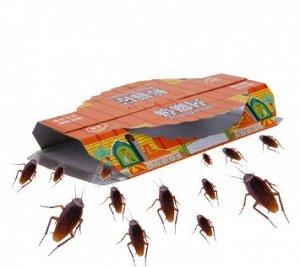 """Клеевая ловушка от тараканов """"Домик"""""""