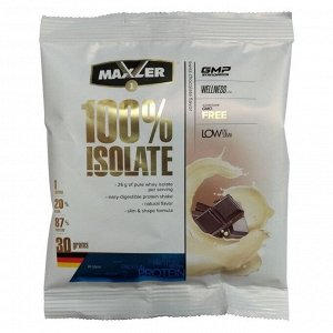 Maxler 100% Isolate (30 гр.)