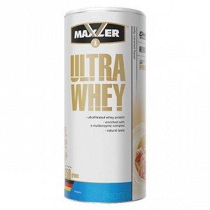 Протеин MAXLER Ultra Whey - 450 гр (банка)