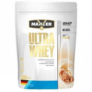 Протеин MAXLER Ultra Whey - 900 гр (пакет)