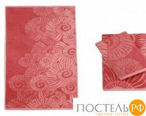 Полотенце банное SPAZIOSO L.Somon/D.Somon (розовый) 70x140