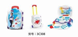 Игровой набор Доктор OBL704930 3C308 (1/24)