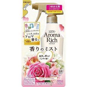 """Кондиционер-спрей для тканей с парфюмерным ароматом цветов и ягод """"Diana""""  (запаска) 250 мл / 24"""