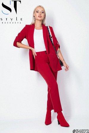Костюм  54872 (пиджак+брюки)