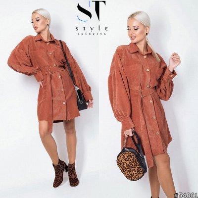 ⭐️*SТ-Style*Новинки+ Распродажа*Огромный выбор одежды! — Повседневные платья — Повседневные платья