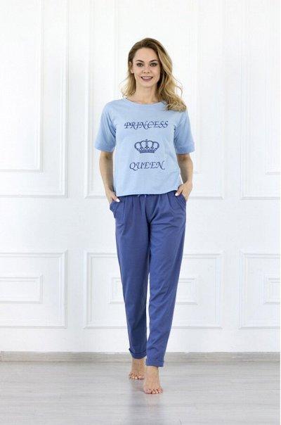 Яркий Трикотаж для всей семьи 57! — Женщинам. Домашняя одежда. Пижамы — Сорочки и пижамы