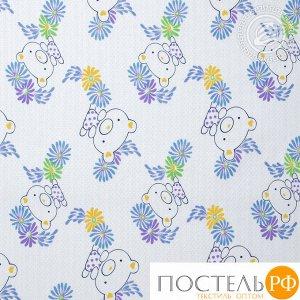 2280 Одеяло-покрывало трикотажное 100*140 Топтыжка