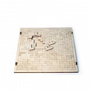 Деревянный конструктор «Игра Тетрис»