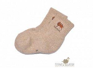 Теплые носочки для малыша