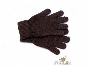 """Детские перчатки из шерсти """"Як"""" в ассортименте"""