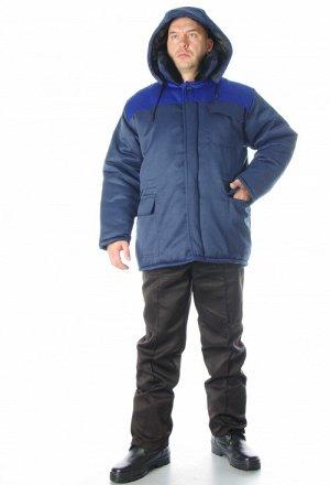 Куртка 902 Рост 170-176  Состав: 80% ПЭ, 20% хлопок Описание: Куртка из смесовой ткани грета с утеплителем из синтепона в 3 слоя, с капюшоном и воротником из искусственного меха.