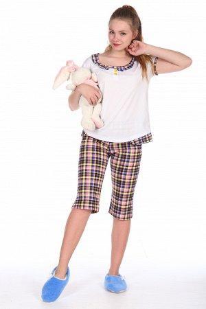 Пижама 014 бриджи