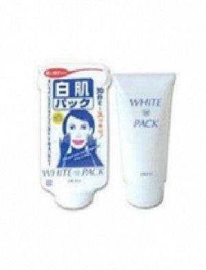 """Экспресс-маска """"Shirohada"""" с экстрактом конхиолина и растительными компонентами (отшелушивающая, улучшающая цвет кожи) 140 г / 36"""