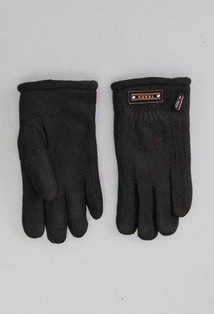 Перчатки мужские флис, с мехом