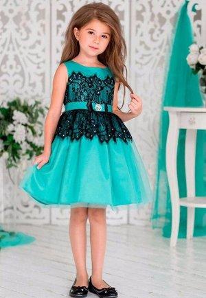 Платье Alolika Кармелита Изумружный *