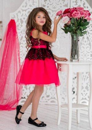 Платье Alolika Кармелита Малиновый *