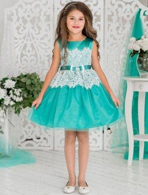 Платье Alolika Кармелита Эвита Изумрудный *