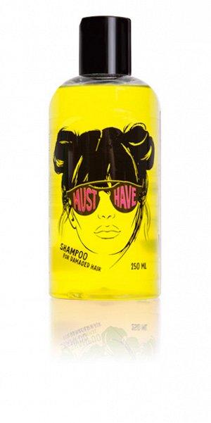 Шампунь для поврежденных и окрашенных волос Must Have