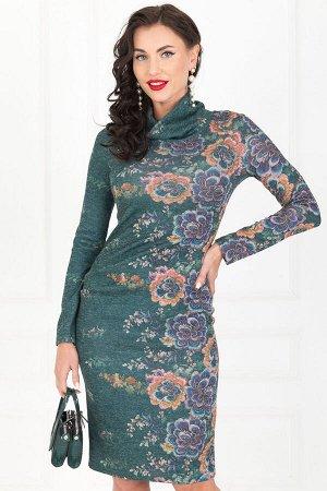 Платье Изумрудная сказка П1033-1