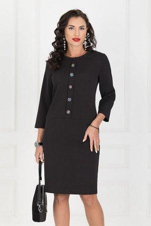 Платье Показ мод (блэк) П1056-1