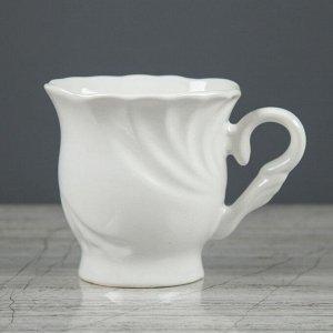 """Чашка """"Орфей"""", белая, 250 мл"""