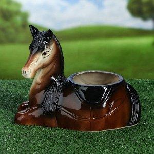 """Кашпо фигурное """"Лошадь"""", 1.5 л"""