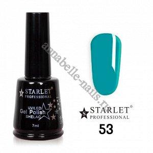 Гель-лак Starlet Professional №053 «Аквамарин»