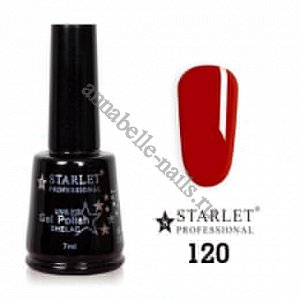 Гель-лак Starlet Professional №120 «Влюбленный»