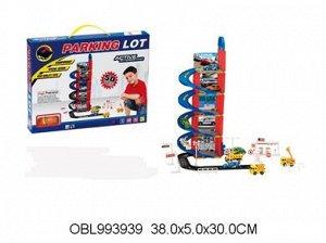 0908-13 а/парковка, 54 дет., в коробке 993939