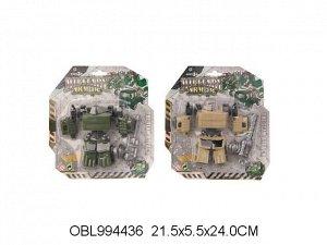 1212 А трансформер-машина, п/блистером 994436