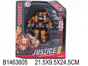 6078 В-5 трансформер -машина, в коробке 1463605