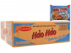 HAOHAO со вкусом свиных ребрышек ящик