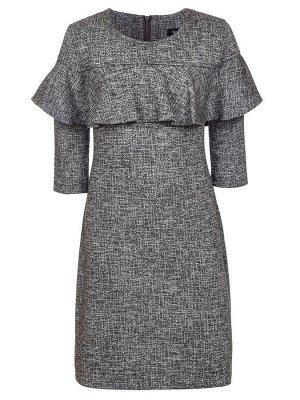 Платье с люрексом для девочки