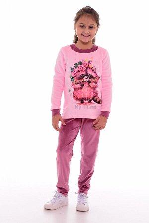 Костюм детский 7-218 (розовый)