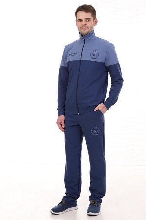 Костюм мужской 9-61 (темно-синий), 54 р