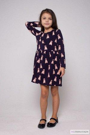 Платье Платье из качественного полотна , футер с лайкрой без начеса, пенье. 95 % х/б , 5 % лайкра. Футер 2-х Нитка 95%хлопок, 5% лайкра