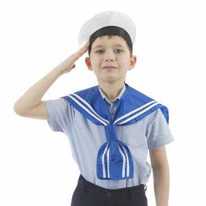 Бескозырка моряка, обхват головы 56-60 см