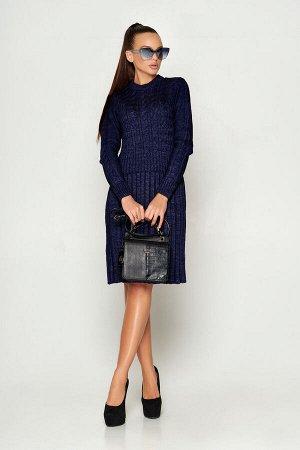 Платье вязаное р. 44