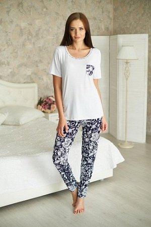 Костюм (футболка+брюки), арт. 0763-09