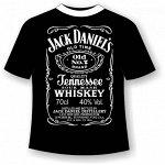 Футболки Jack Daniels